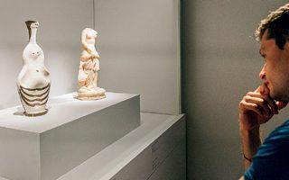 Συνεχίζεται έως 20/10 η εμβληματική έκθεση «Πικάσο και αρχαιότητα. Γραμμή και πηλός» του Μουσείου Κυκλαδικής Τέχνης.