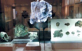 Τα μυστικά του μηχανισμού των Αντικυθήρων στο Εθνικό Αρχαιολογικό Μουσείο.