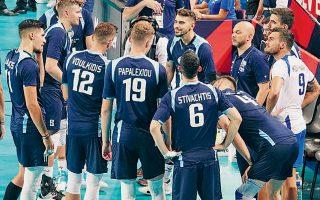 H χρυσή ολυμπιονίκης του 2012, Ρωσία, θα βρεθεί αύριο στον δρόμο της Εθνικής μας στο ευρωπαϊκό πρωτάθλημα.