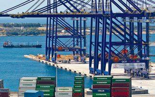 Ο κινεζικός όμιλος σχεδιάζει να κατασκευάσει έναν ακόμα προβλήτα δυναμικότητας 2,8 εκατομμυρίων εμπορευματοκιβωτίων.