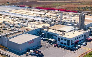 H εταιρεία ενίσχυσε την παραγωγή της, μέσω της μεγέθυνσης και αναβάθμισης του εργοστασίου στο Σχηματάρι.
