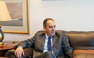 Ο κ. Πλακιωτάκης θα συζητήσει την εντονότερη παρουσία της Ελλάδας στα θεσμικά όργανα του Διεθνούς Ναυτιλιακού Οργανισμού.