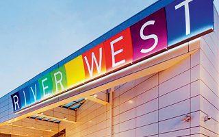 Ξεκίνησε η κατασκευή ενός κτιρίου 23.000 τ.μ., το οποίο θα περιλαμβάνει κυρίως εμπορικά καταστήματα σε οικόπεδο όμορο του River West.