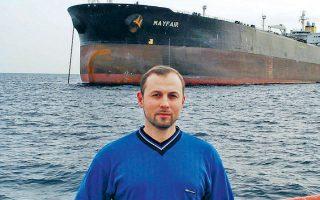 Ο Εντουαρντ Γκλούζμαν απήχθη από πειρατές στον Κόλπο της Γουινέας.