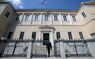 Ας αναλογισθούμε πόσο διευκολύνουν σήμερα την έρευνα της ιστορίας του νεότερου ελληνικού δικαίου και της επιστήμης του –αν δεν είναι, ενίοτε, αυτοί που την καθιστούν εφικτή– οι «Νέοι Πανδέκτες» του Νικολάου Κουντουριώτη. ΑΠΕ-ΜΠΕ/ΠΑΝΤΕΛΗΣ ΣΑΪΤΑΣ