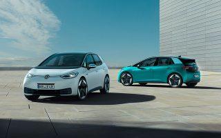 Το αμιγώς ηλεκτρικό μοντέλο της Volkswagen, ID.3, ξεχωρίζει από τα υπόλοιπα μοντέλα της γερμανικής φίρμας.