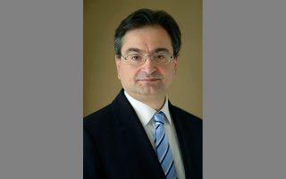 Η νέα πολιτική της Eurobank στη στεγαστική πίστη παρουσιάστηκε την περασμένη εβδομάδα από τον διευθύνοντα σύμβουλο της τράπεζας Φ. Καραβία.