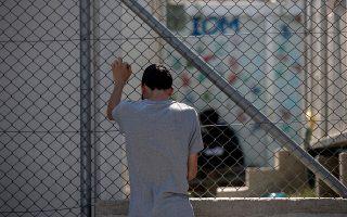 Τα ονόματα των προσφύγων που δικαιώθηκαν σε δεύτερο βαθμό, τις ιστορίες των οποίων μελέτησε η «Κ», δεν δημοσιοποιούνται για την προστασία τους. (Φωτογραφία: Δημήτρης Τοσίδης/ INTIME NEWS)