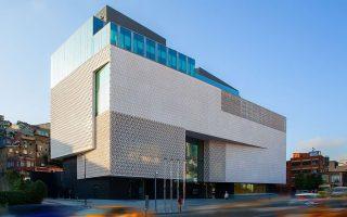 To Arter, το καινούργιο λαμπερό μουσείο σύγχρονης τέχνης της Κωνσταντινούπολης στο Ντολάπντερε.