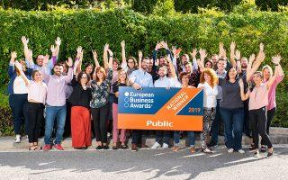 eyropaiki-diakrisi-toy-public-sta-european-business-awards-20190