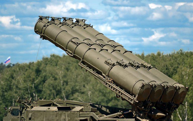 Αγκυρα: Παραδόθηκε και η δεύτερη συστοιχία ρωσικών πυραύλων S-400