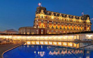 Φωτογραφία: Hοtel du Palais Biarritz/Hyatt