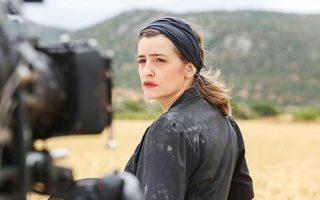 Η εξαιρετική ηθοποιός του Εθνικού Θεάτρου, Μαρία Κίτσου.