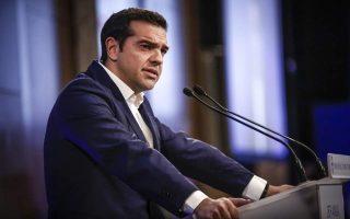 Παρά το γεγονός ότι ο ΣΥΡΙΖΑ είναι πλέον ένα κόμμα με κυβερνητικό παρελθόν, που εφάρμοσε ένα σκληρό μνημόνιο και ενήργησε εντός Ε.Ε. και ΝΑΤΟ, η διακήρυξη θυμίζει έντονα ΣΥΡΙΖΑ προ του 2015.