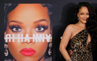 Αναμνήσεις 31 ετών. Την αυτοβιογραφία της παρουσίασε η τραγουδίστρια και ηθοποιός Rihannan στο Μουσείο Γκουγκενχάιμ στην Νέα Υόρκη. Σίγουρα θα είναι η Αυτοβιογραφία νούμερο 1. REUTERS/Andrew Kelly