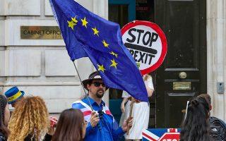 Οι αγορές συνειδητοποιούν πως η επίτευξη συμφωνίας για το Brexit εξακολουθεί να είναι πολύ δύσκολη.