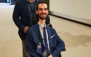 Ο πρώτος Ελληνας που συμμετείχε στο Freedom Drive, το 2009, στο Στρασβούργο, ήταν ο ψυχίατρος και ευρωβουλευτής Στέλιος Κυμπουρόπουλος.