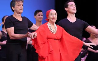 Alicia Alonso, Cuban prima ballerina assoluta and founder of the Cuban National Ballet, attends an event to mark the opening of the 25th International Ballet Festival of Havana, in Havana October 28, 2016. REUTERS/Alexandre Meneghini