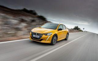 Μεγαλύτερο, φαρδύτερο και χαμηλότερο από το σημερινό 208, το μοντέλο της νέας γενιάς παρουσιάζει ένα εντελώς ξεχωριστό αμάξωμα.