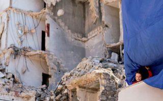 Το 2010 υπήρχαν 31 ένοπλες συγκρούσεις σε όλο τον κόσμο. Πέρυσι έφτασαν τις 52... Μια από τις πιο θανατηφόρες είναι ο πόλεμος στη Συρία (η φωτ. από το κατεστραμμένο Χαλέπι). REUTERS