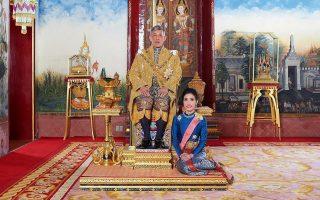 Η 34χρονη Σινινάτ Βονγκβατζιραπάκντι είχε αναγορευτεί επίσημη βασιλική σύντροφος μόλις τον περασμένο Ιούλιο