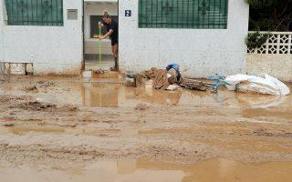 Τον Σεπτέμβριο επτά άνθρωποι έχασαν τη ζωή τους εξαιτίας των σφοδρών βροχοπτώσεων