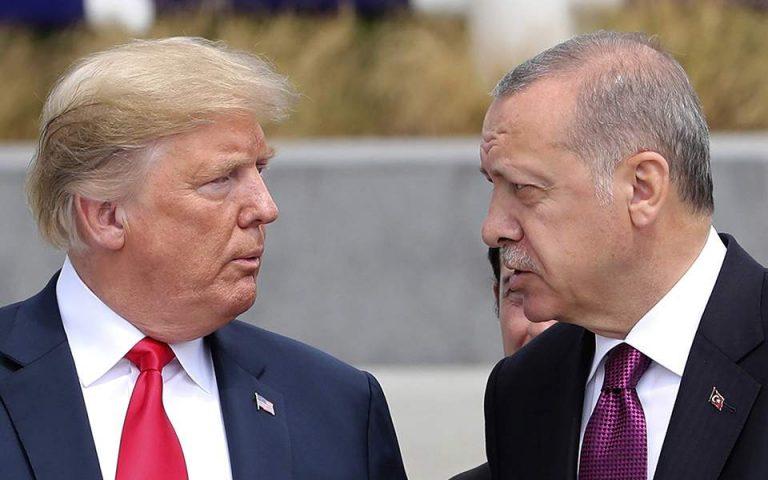 ΗΠΑ: Πιέσεις μελών του Κογκρέσου για ακύρωση της πρόσκλησης στον Ερντογάν