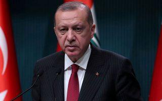 Ο Ρεπουμπλικανός γερουσιαστής Λίντσεϊ Γκράχαμ επιδιώκει την επιβολή κυρώσεων σε περιουσιακά στοιχεία του Ταγίπ Ερντογάν.