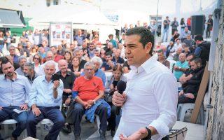 Η παρουσία του κ. Αλέξη Τσίπρα στο Ρέθυμνο είχε και εσωκομματική χροιά, αφού ο σκοπός των περιοδειών είναι η εγγραφή νέων μελών στον δρόμο προς το συνέδριο. Ο τέως πρωθυπουργός κάλεσε τους πολίτες να εγγραφούν μέλη μέσω της πλατφόρμας isyriza.gr, υπογραμμίζοντας την ανάγκη συμμετοχής των πολιτών για τη συνδιαμόρφωση των θέσεων του κόμματος.