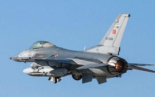 Aισθητή έκανε χθες την παρουσία της στο Αιγαίο και στην Ανατολική Μεσόγειο η τουρκική αεροπορία, αφού καταγράφηκαν συνολικά 70 παραβιάσεις, εκ των οποίων έξι κατέληξαν σε υπερπτήσεις και πέντε σε εικονικές αερομαχίες ανάμεσα σε ελληνικά και τουρκικά μαχητικά.