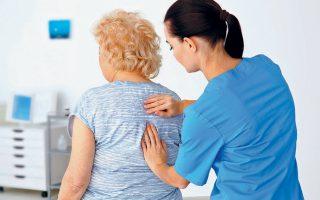 Σύμφωνα με τα νεότερα επιδημιολογικά στοιχεία του Παγκόσμιου Οργανισμού Υγείας, 200 εκατομμύρια γυναίκες σε παγκόσμιο επίπεδο πάσχουν από οστεοπόρωση.