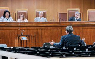 Οσα υποστήριξε ο πρώην βουλευτής της Χρυσής Αυγής Χρήστος Παππάς κατά την απολογία του δεν συμβαδίζουν με αυτά που ειπώθηκαν από άλλους κατηγορουμένους σε προηγούμενες δικασίμους.