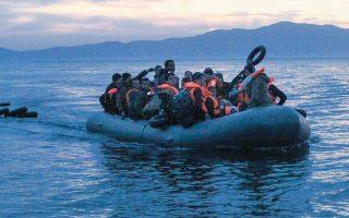 «Η δήλωση Ε.Ε. - Τουρκίας προβλέπει όσοι περνούν στα ελληνικά νησιά να υποβάλλουν τις αιτήσεις τους, να διεκπεραιώνονται με γρήγορο ρυθμό, όσοι δικαιούνται διεθνούς προστασίας και είναι υποχρέωση της Ευρώπης να τους περιθάλψει και να τους δεχθεί πρόσφυγες, να μπουν στη διαδικασία ακόμα και της μετεγκατάστασης. Οι υπόλοιποι πρέπει να επιστρέφονται στην Τουρκία», ανέφερε ο κ. Αβραμόπουλος.