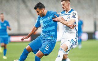 Ο Παυλίδης άνοιξε το σκορ για την Εθνική χθες απέναντι στη Βοσνία, η οποία ουσιαστικά αποκλείστηκε και αυτή από το Euro 2020.