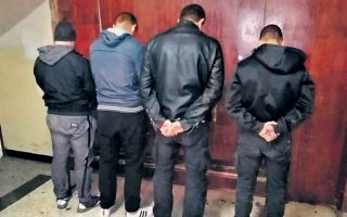 Οι Αρχές της γειτονικής χώρας έχουν προβεί σε τουλάχιστον εννέα συλλήψεις υπόπτων, έχουν εκδοθεί εντάλματα σύλληψης για άλλους, ενώ προχωράει και η ταυτοποίηση υπόπτων.