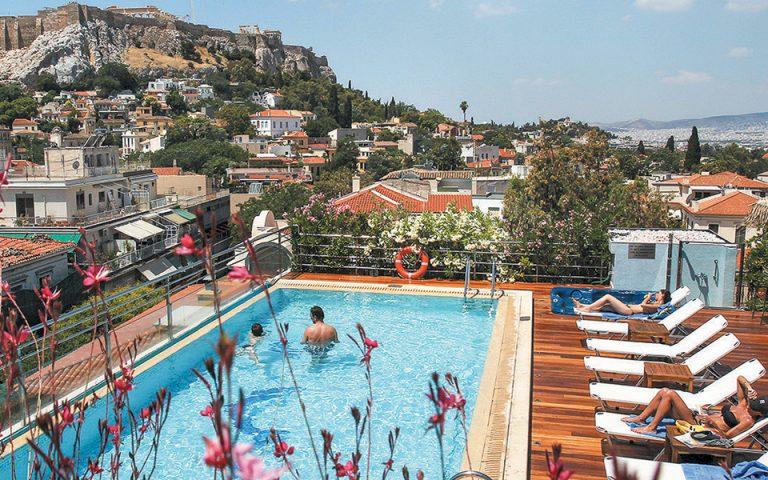 2.000 επιπλέον δωμάτια στην Αθήνα σε τρία χρόνια