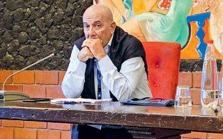 «Είμαστε έτοιμοι για οποιαδήποτε ευκαιρία αναδυθεί», ανέφερε ο επικεφαλής του ιταλικού γκρουπ, Εμανουέλε Γκριμάλντι.