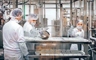 Η αγορά των φυτικών τυριών αναπτύσσεται με αυξανόμενο ρυθμό σε παγκόσμια κλίμακα και το Violife είναι ήδη το Νο 1 σήμα στην κατηγορία του στο Ηνωμένο Βασίλειο.