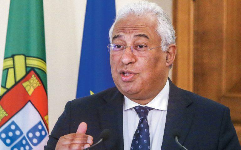 Προεκλογική δέσμευση του Αντόνιο Κόστα για δημοσιονομική πειθαρχία