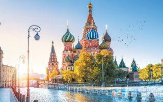 Οπως προκύπτει από έκθεση της Credit Suisse, η μεγαλύτερη ανισότητα με κριτήριο το ποσοστό του πλούτου καταγράφεται στη Ρωσία.