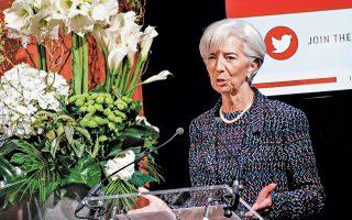 Η Κριστίν Λαγκάρντ έχει ξεκαθαρίσει πως υπό την καθοδήγησή της η ΕΚΤ θα διευκολύνει την ενσωμάτωση περιβαλλοντικών στόχων στο χαρτοφυλάκιό της.