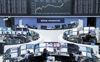 O δείκτης Xetra DAX της Φρανκφούρτης ενισχύθηκε κατά 1,15%, ο  CAC 40 του Παρισιού κατά 1,05% και ο δείκτης FTSE MIB του Μιλάνου κατά 1,21%.