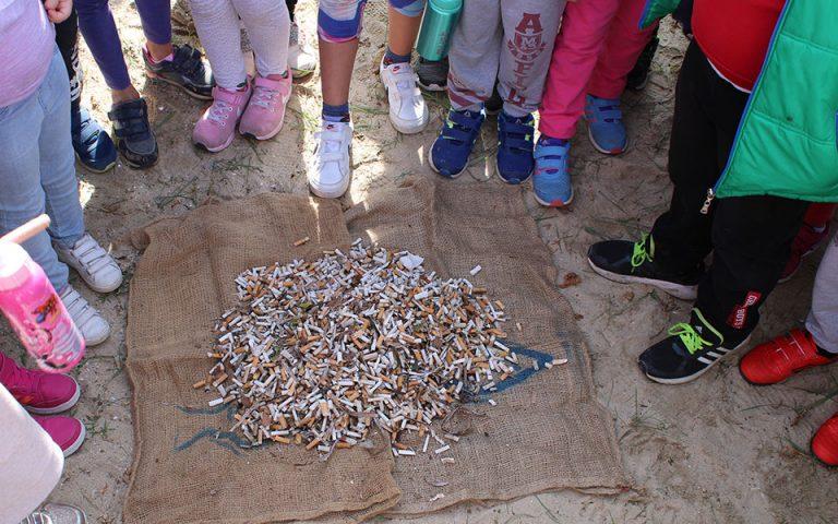 Θάσος: Μεγάλο πρόβλημα θαλάσσιας ρύπανσης αποκάλυψε επιχείρηση καθαρισμού του βυθού