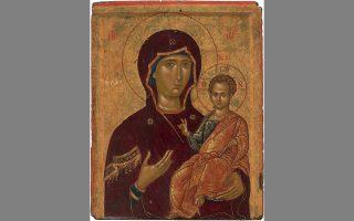 Οι εικόνες της έκθεσης, που συνεχίζεται στο Βυζαντινό και Χριστιανικό Μουσείο έως το τέλος Οκτωβρίου, είναι αληθινά αριστουργήματα.