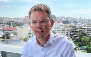 «Υπάρχουν πολλοί άγνωστοι δεσμοί μεταξύ Νορβηγίας και Ελλάδας», λέει ο νέος Νορβηγός πρέσβης Φρούντε Οβερλαντ Αντερσεν.