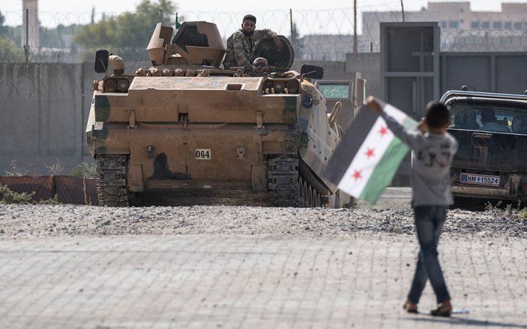 Κομπάνι και Μανμπίτζ στην «ζώνη ασφαλείας» Ερντογάν στη Συρία