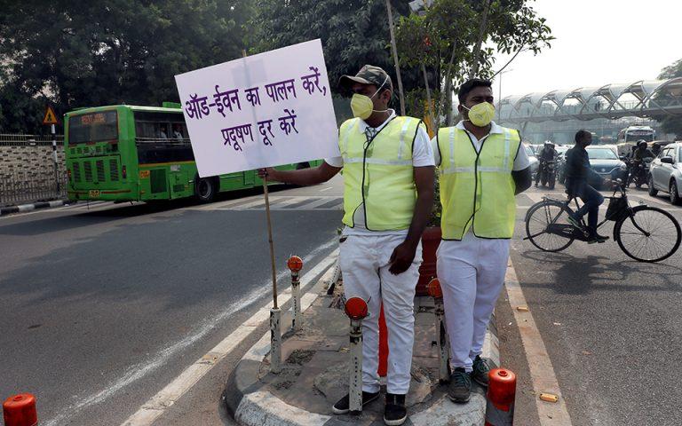 Θάλαμος αερίων το Νέο Δελχί
