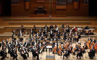 Η Κρατική Ορχήστρα Αθηνών, με έργα Καλομοίρη, Σκλάβου, Σκαλκώτα, Πετρίδη, με τον μαέστρο Εκτορα Ταρτανή.