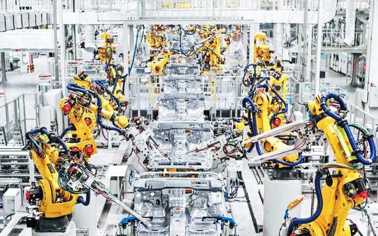 Θεόδωρος Φέσσας: Η μεγάλη πρόκληση της 4ης βιομηχανικής επανάστασης