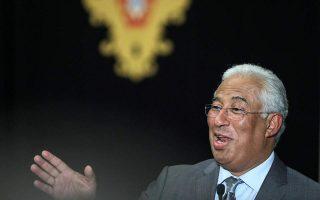 Ο πρωθυπουργός Αντόνιο Κόστα έχει δεσμευθεί να αυξήσει τον κατώτατο στα 750 ευρώ έως το 2023.